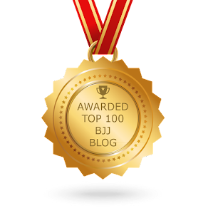 Awarded Top 100 BJJ Blog