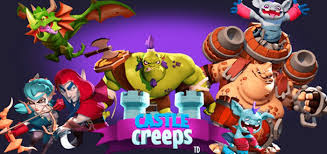 Game Castle Creeps TD Apk