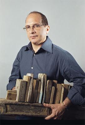 Alberto Asprino. Fotografía de Fernándo Bracho.