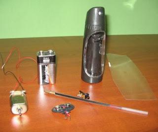 Pembuatan Mini Cooling Fan
