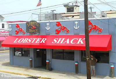 Lobster Shack in Wildwood New Jersey