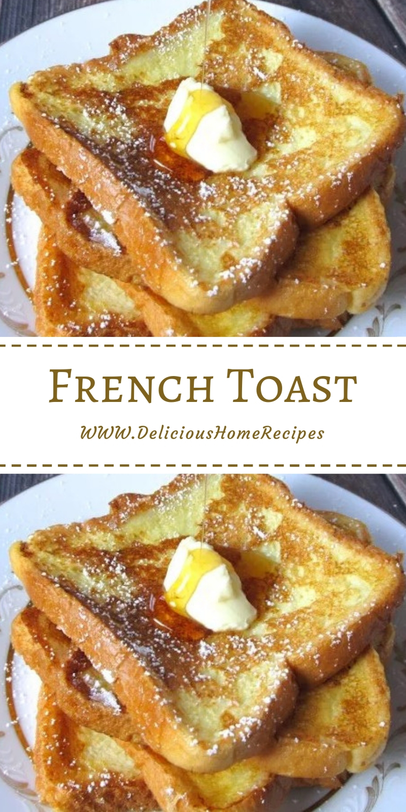 French Toast #christmas #breakfast