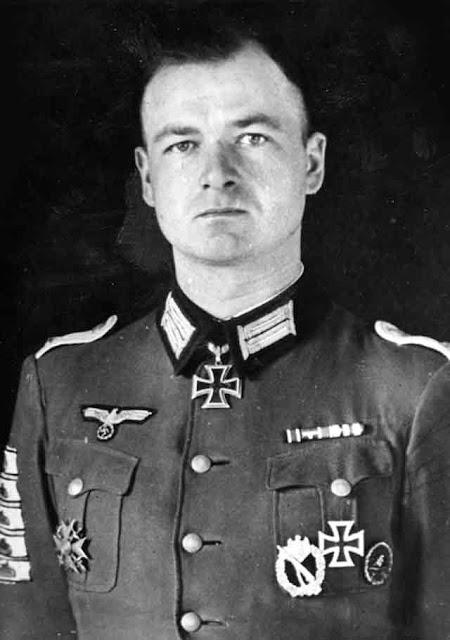 Oberleutnant Peter Kiesgen 5 October 1941 worldwartwo.filminspector.com