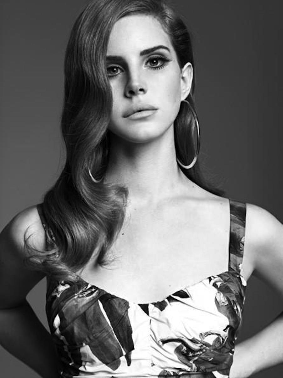 Lana Del Rey By Chris Nicholls For Fashion Magazine: STUDYING IN HEELS: Lana Del Rey