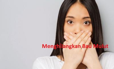 Cara Menghilangkan Bau Mulut Dengan Bahan Alami