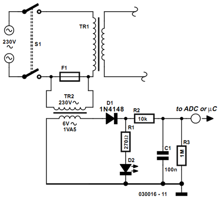Astonishing Isolated Fuse Fail Indicator Circuit Diagram Schematics Lab Wiring 101 Swasaxxcnl