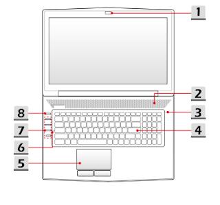 MSI GT72VR TOBII (GEFORCE® GTX 1070) User Manual PDF Download