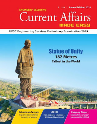 Download Made Easy Current Affairs Annual Edition 2018 Pdf