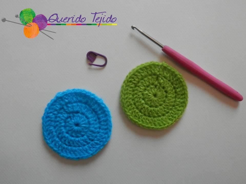 Querido Tejido: Crochet - Cómo hacer un círculo plano perfecto!