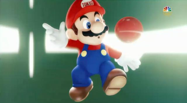 Mario Tokyo Japan warp pipe animation Rio 2016 Olympic Games Closing Ceremony