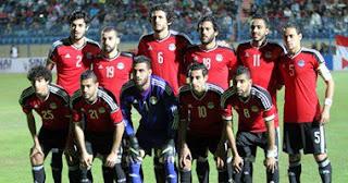 موعد مباراة مصر ضد نيجيريا