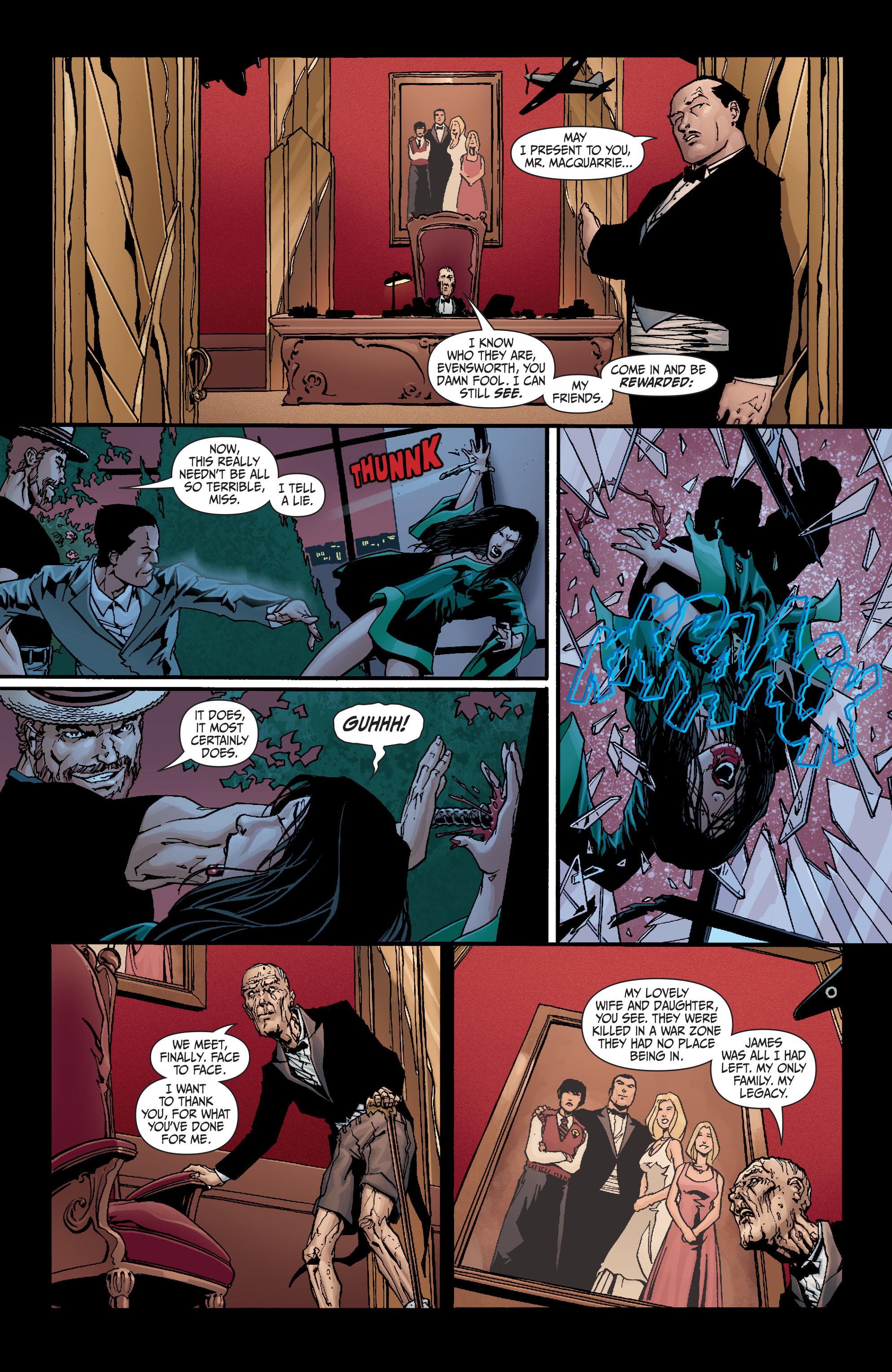 Read online Secret Six (2008) comic -  Issue #19 - 19