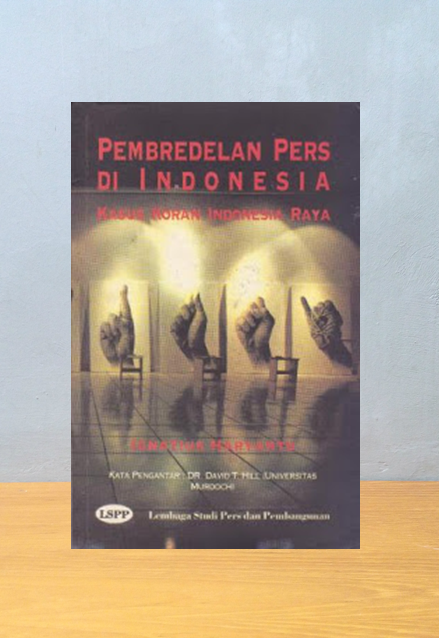PEMBREDELAN PERS DI INDONESIA, Ignatius Haryanto