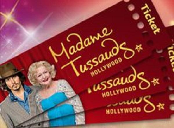 Informações sobre o Museu de cera Madame Tussauds Hollywood