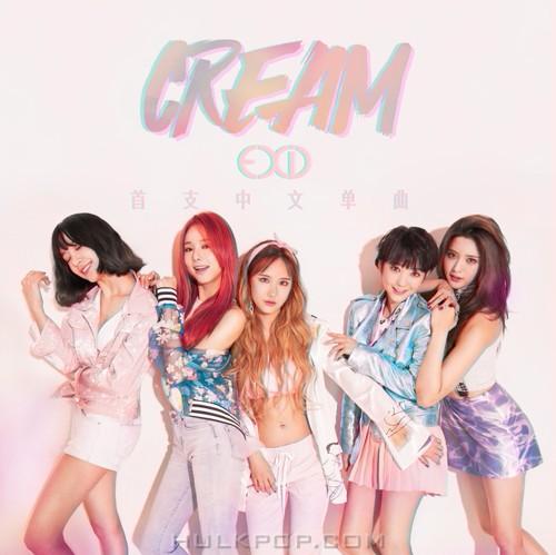 EXID – CREAM (Chinese Ver.) – Single (FLAC)