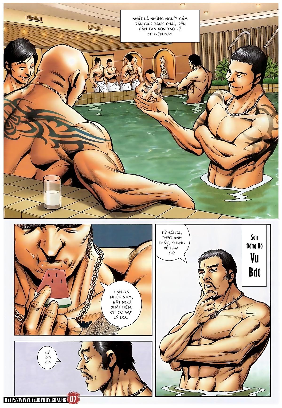 Người Trong Giang Hồ - Chapter 1547: Khí độ Hàn Tân - Pic 5