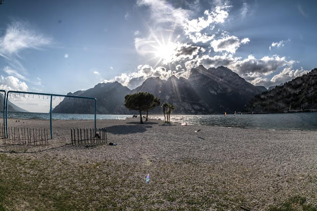 MTB Cima d' Oro Valle di Ledro - Mountainbike Touren am Gardasee lago di garda