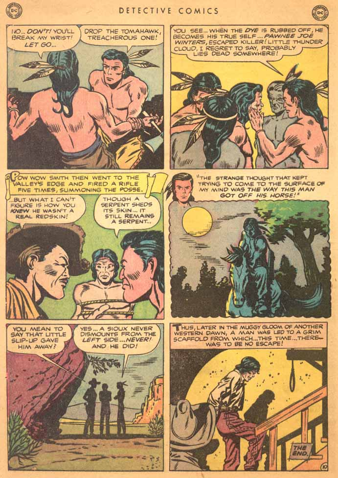 Detective Comics (1937) 153 Page 47