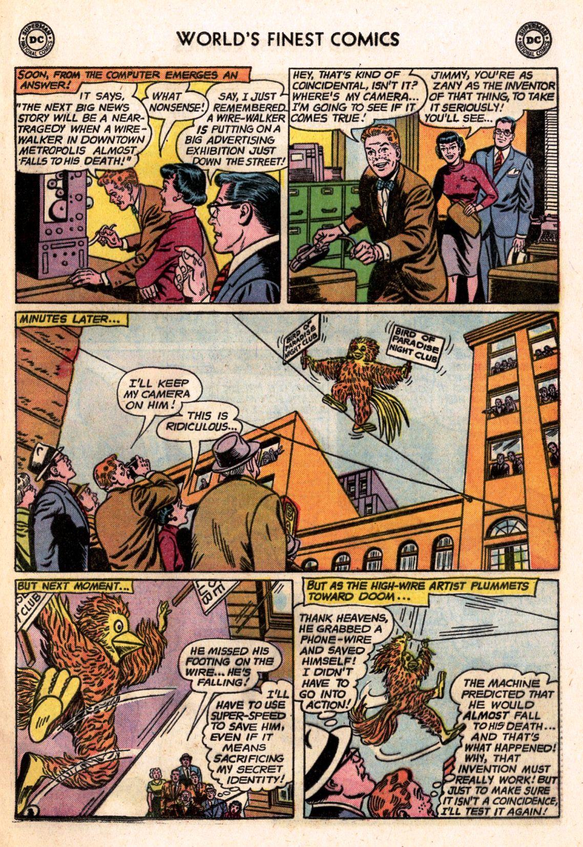 Read online World's Finest Comics comic -  Issue #141 - 5