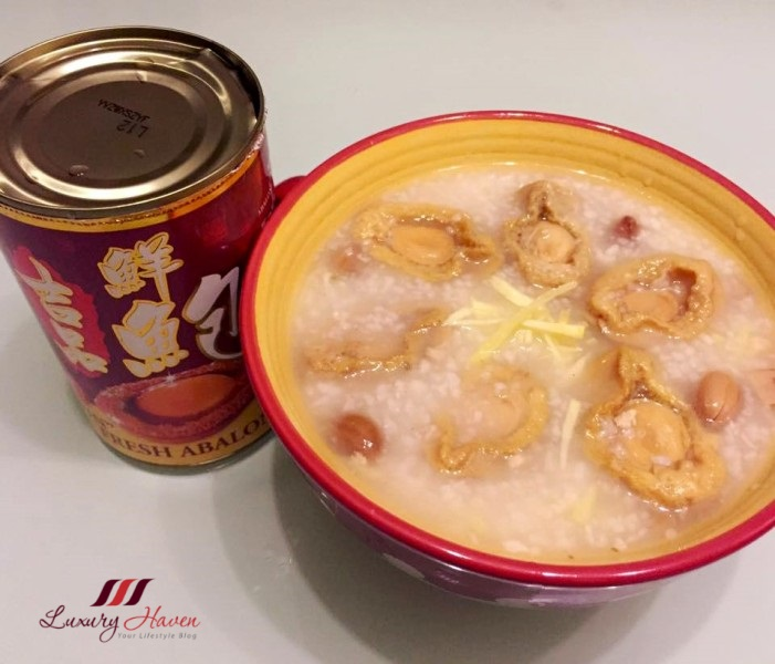 ah yat ji pin braised abalone congee recipe
