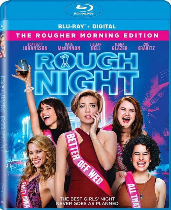 Comedy , Lucia Aniello, Paul W. Downs , Movie , HD , 2017 , 720p , Rough Night
