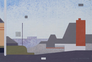 """Whitley Street Northwards 1"" by Michael Garaway"