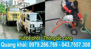 dịch vụ hút bể phốt,thông tắc cống giá rẻ chất lượng,thong tac cong,thông tắc bồn cầu,thongtac 043.7557.308