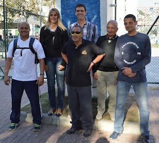 Condutores da Tocha selecionados pelo Município de Teresópolis são apresentados à imprensa