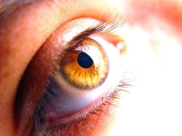 Olho humano - Foto: Eleni Kappa