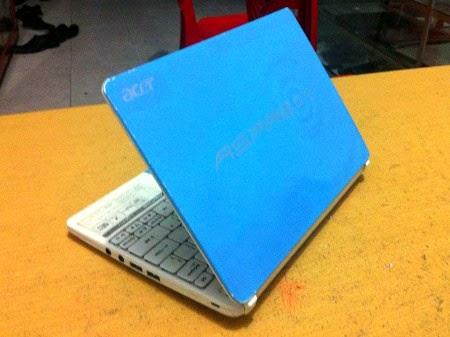 Jual netbook bekas Acer Aspire One Happy 2