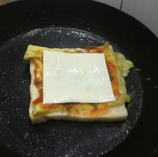 Roti Lapis ala Tiktok Keju - NMUTTY.com