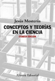 Conceptos y teorías en la ciencia / Jesús Mosterín