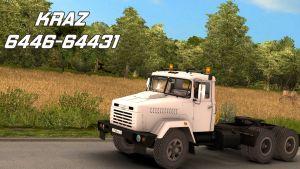 Kraz 6446-64431 truck