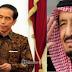 Akun Instagram @kingsalman Hingga Dua Kali Sebut Jokowi dengan Julukan Ini Saat Tiba di Indonesia