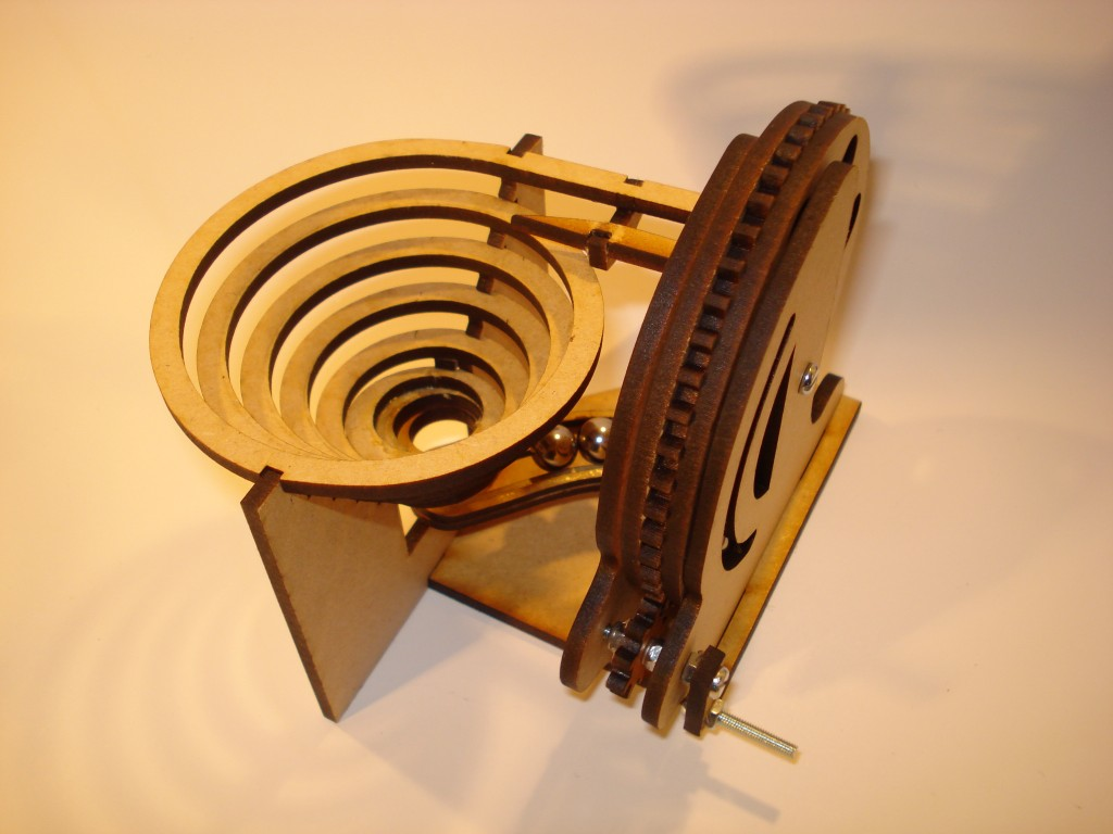 Project 7 Marble Machine 1