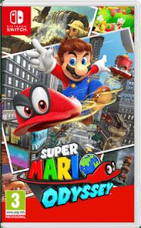 Super Mario Odyssey Switch NSP XCI