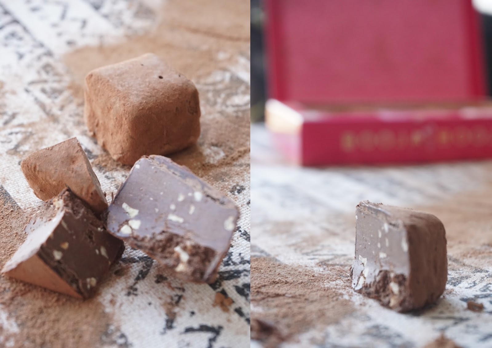 booja booja tryffeli truffles suklaa luksus luomu vegaaninen vegan nautinto