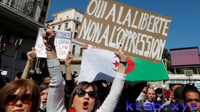 أكثر المشاهد المؤثرة في مسيرات الجزائر 2019
