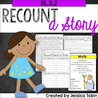 https://www.teacherspayteachers.com/Product/Recount-a-Story-RL32-2319865