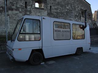 DIY costura: El gorro y la bufanda que me abrigaron en Budapest-Sauna Movil