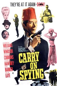 Watch Carry On Spying Online Free in HD