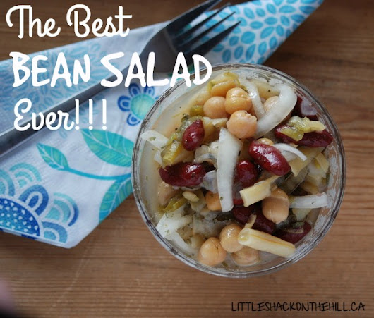 The Best Bean Salad Ever!!!