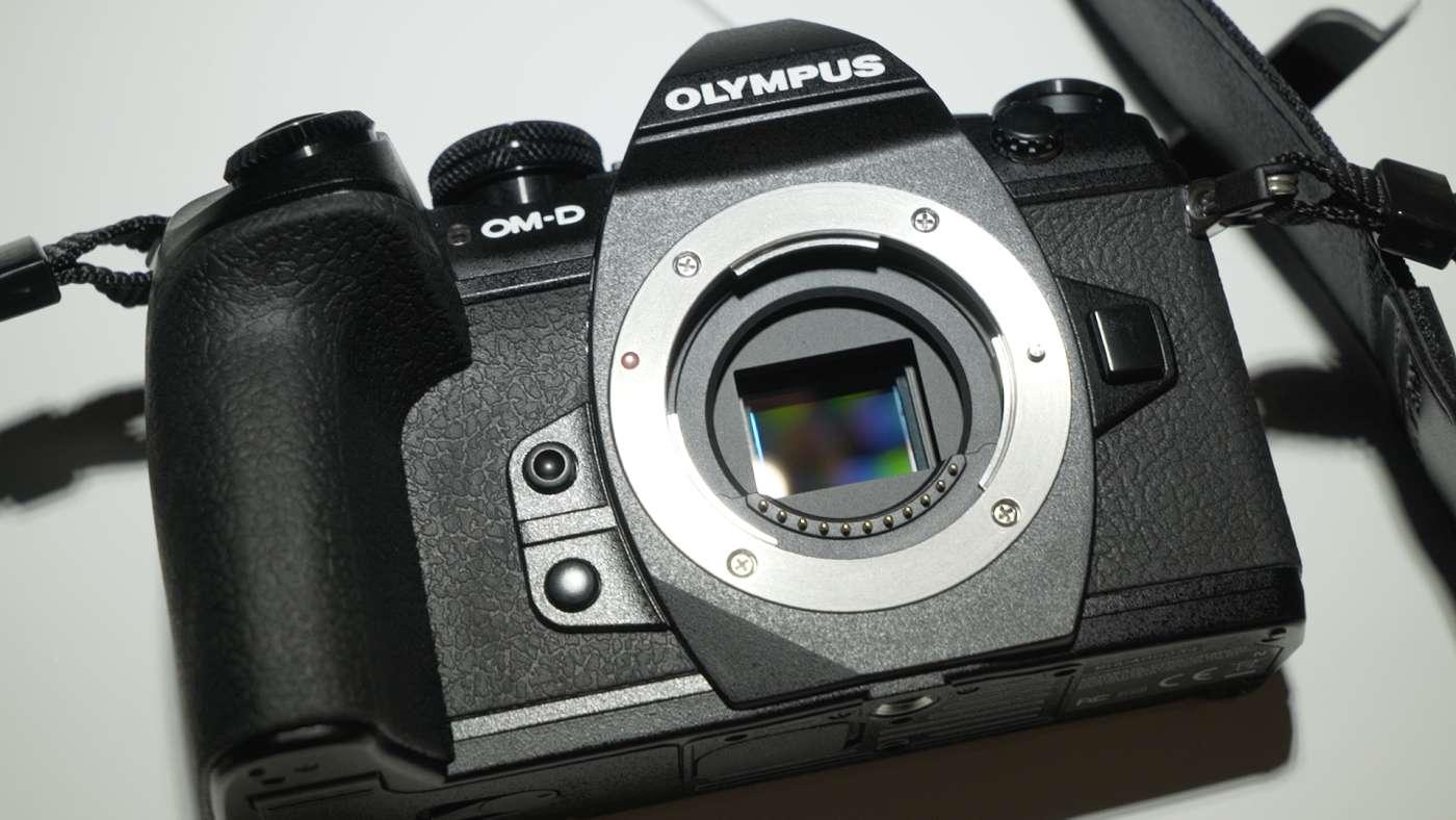 Сенсор Olympus OM-D E-M1 Mark II без объектива