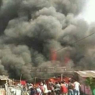 Empat Ruko di Kecamatan Batujaya Ludes Terbakar