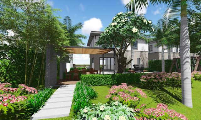 Môi trường sống tại dự án Kikyo Residence