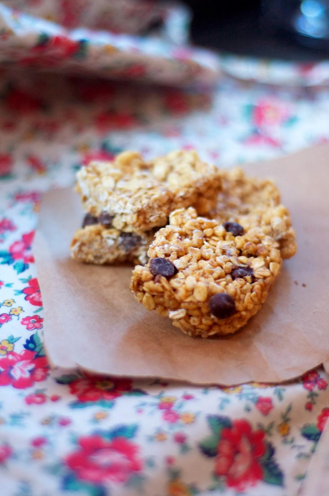 Claire S Corner For Snack Attacks Granola Bars