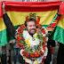 Wálter Nosiglia primer boliviano en ganar una etapa en el Dakar