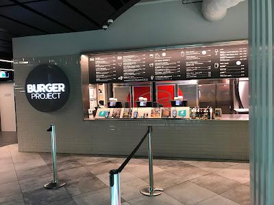 Melbourne, Burger Project
