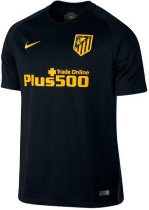 Atletico Madrid Autres clubs de foot français anglais allemands