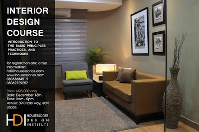 Interior Design Course Introduction To The Basic